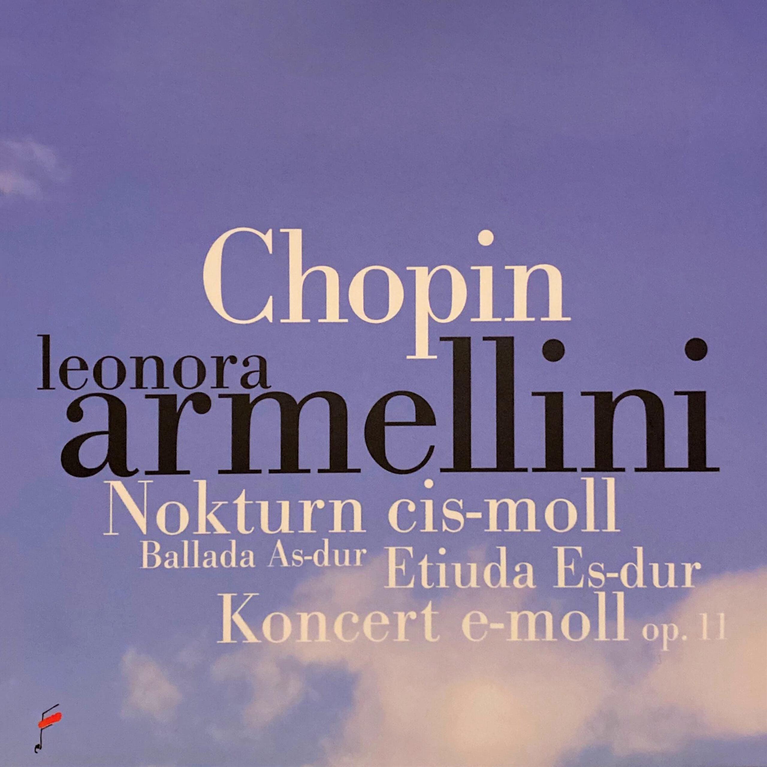 Leonora Armellini Discography_Chopin Competition
