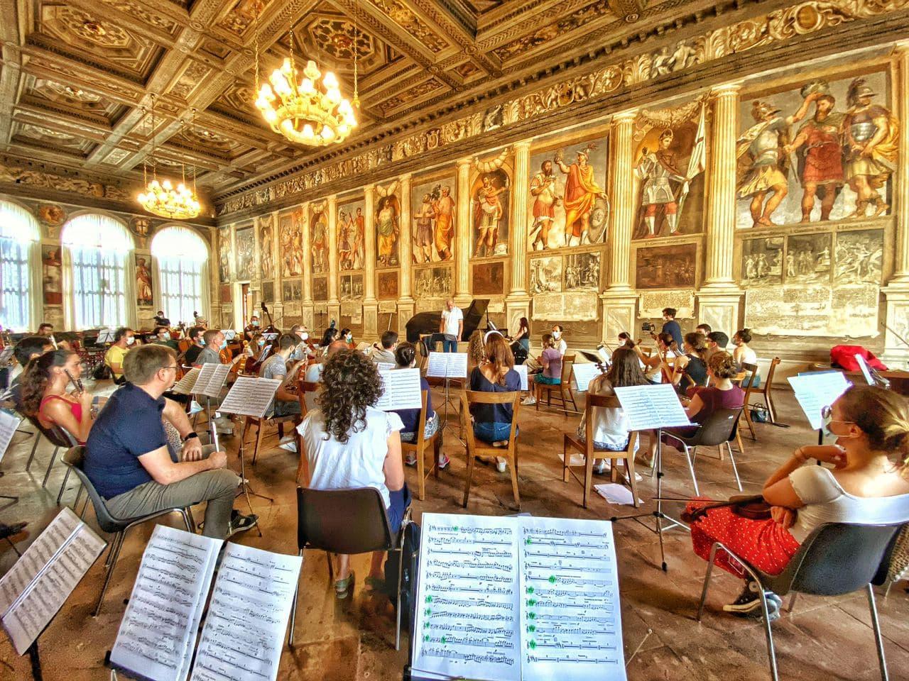 Leonora Armellini Orchestra Asclepio